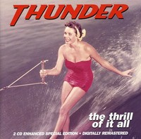 Thunder - Thrill of It All (CD) - Cover