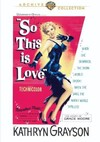 So This Is Love (Region 1 DVD)