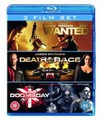 Wanted/Death Race/Doomsday (Blu-ray)