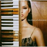 Alicia Keys - Diary of Alicia Keys (CD) - Cover