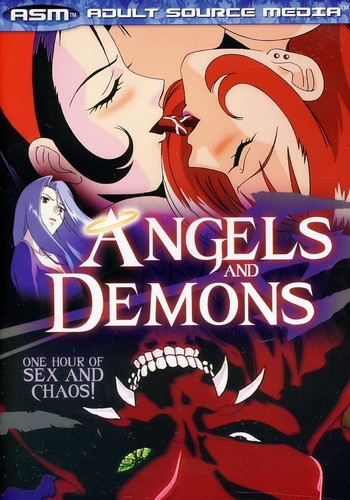 Opinion Angels of sex dvd