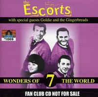 Escorts - 7 Wonders of the World (CD) - Cover
