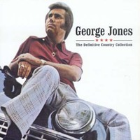 George Jones - Definitive Country Collection (CD) - Cover