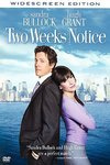 Two Weeks Notice (Region 1 DVD)