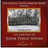 Us Marine Band - Heritage of John Philip Sousa 4 (CD)
