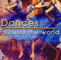Us Army Band - Dances Around the World (CD) - Cover