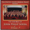 Us Marine Band - Heritage of John Philip Sousa 9 (CD)