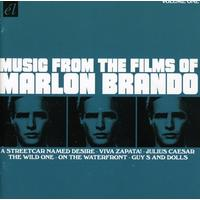 Music From the Films of Marlon Brando 1 / O.S.T. (CD)