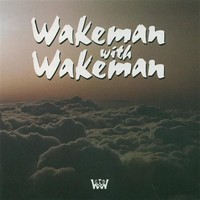 Rick & Wakeman Wakeman - Wakeman With Wakeman (CD) - Cover