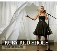 Sarah Lou Richards - Ruby Red Shoes (CD) - Cover