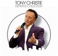 Tony Christie - Definitive Collection (CD) - Cover