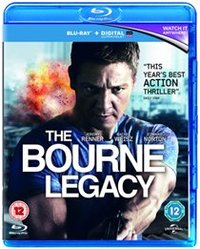 Bourne Legacy (Blu-ray) - Cover
