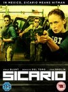 Sicario (DVD) Cover