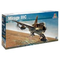 Italeri - 1/32 Mirage III (Plastic Model Kit - Includes Decals for SAAF)