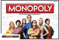 Monopoly - The Big Bang Theory - Cover