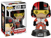 Funko Pop! Star Wars - The Force Awakens - Poe Dameron - Cover