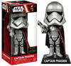 Funko Pop! Star Wars - Bobble Head Star Wars - Captain Phasma Wacky Wobbler Figure (the Force Awakens)