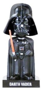 Funko Wacky Wobbler - Bobble Head Star Wars - Darth Vader Wacky Wobbler Figure - Cover