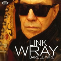 Link Wray - Barbed Wire (CD) - Cover