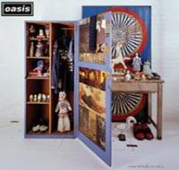 Oasis - Stop The Clocks (CD) - Cover