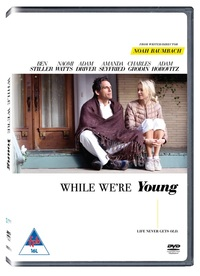 While We're Young (DVD) - Cover