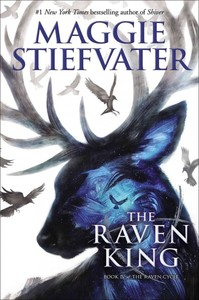 The Raven King - Maggie Stiefvater (Hardcover) - Cover