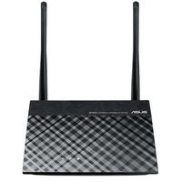 ASUS RT-N12+ 3-in-1 Wireless Router for Large Environments