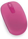 Microsoft Wireless Mobile Mouse 1850 - Magenta Cover