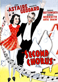 Second Chorus (Region 1 DVD) - Cover