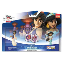 Disney Infinity 2.0 Playset - Aladdin Video Game Toy (For Wii U, PS3, PS4, Xbox 360 & Xbox One)