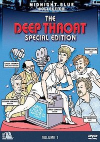 Midnight Blue: the Deep Throat Special Edition (Region 1 DVD) - Cover