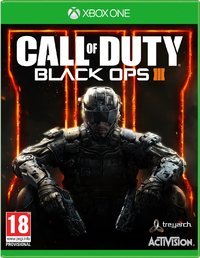Call of Duty: Black Ops III (Xbox One) - Cover