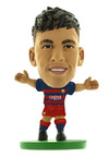 Soccerstarz Figure - Barcelona Neymar Jr - Home Kit (2016 version)
