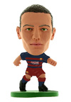 Soccerstarz Figure - Barcelona Thomas Vermaelen  - Home Kit (2016 Version)