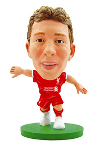 Soccerstarz Figure - Liverpool Lucas Leiva - Home Kit (2016 version) - Cover
