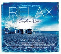 Blank & Jones - Relax Edition One (CD) - Cover