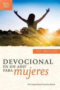 Devocional en un ano para mujeres / The One Year Devotions for Women - Jill Briscoe (Paperback) - Cover