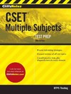 Cliffsnotes Cset Multiple Subjects - Btps Testing (Paperback)