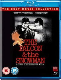Falcon and the Snowman (Blu-ray) - Cover