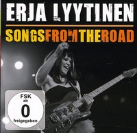 Erja Lyytinen - Songs From the Road (CD) - Cover