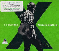 Ed Sheeran - Live At Wembley (DVD + CD) - Cover