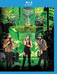 Lady Antebellum - Wheels up Tour (Blu-ray) - Cover