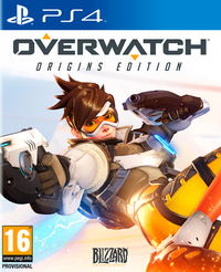 Overwatch (PS4) - Cover