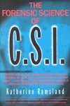 The Forensic Science of C.S.I - Katherine Ramsland (Paperback)