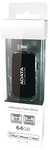 ADATA i-Memory UE710 64GB Flash Drive - Black