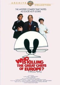 Who is Killing the Great Chefs of Europe? (Region 1 DVD) - Cover