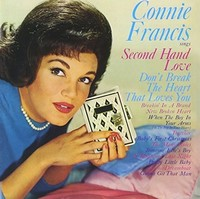 Connie Francis - Second Hand Love & Other Hits (CD) - Cover