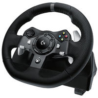 Logitech G920 Driving Force Racing Wheel for PC or Xbox One