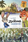 The Official Zootopia Handbook - Suzanne Francis (Paperback) Cover