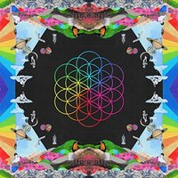 Coldplay - A Head Full of Dreams (CD) - Cover